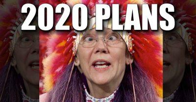 Fraudster Elizabeth Warren Announces Bid For White House – Another Crap Sandwich ELIZABETH-WARREN-2020-400x208