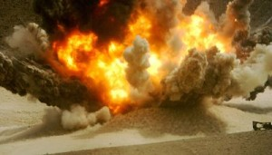 afghanistan jihadists blow themselves up