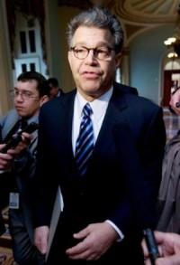 Senator Al Franken (D-ACORN)