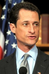 Weiner comes up short. In fundraising, that is.