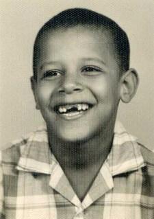 barack obama child