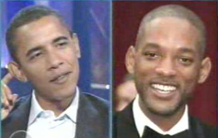 Barack Obama Will Smith