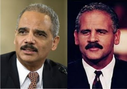 Eric Holder Stedman Graham