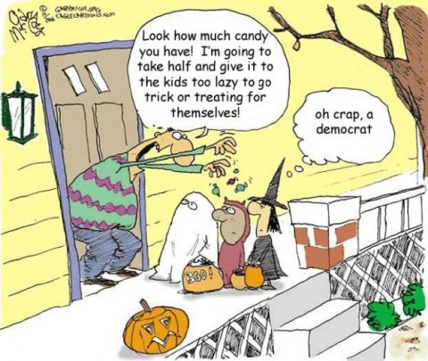 Chester the Molester Cartoon Pictures http://www.ihatethemedia.com/trick-or-treat-damn-it