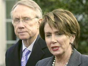 harry reid nancy pelosi