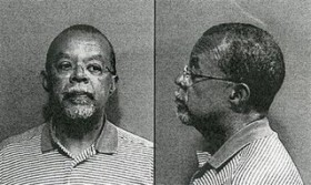 The chip on Professor Henry Louis Gates' shoulder was booked separately