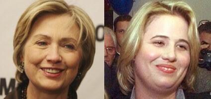 Hillary Clinton Chastity Bono