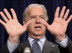"Joe Biden answers the quesstion, ""How many trillion will the President's health care plan cost?"""
