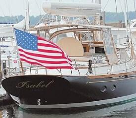 john kerry yacht isabel