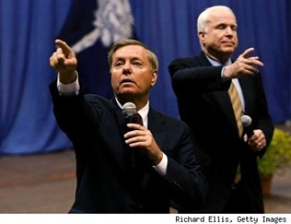 mccain graham homoerotic