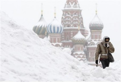 October 16, 2009: Moscow mayor promises a winter without ...