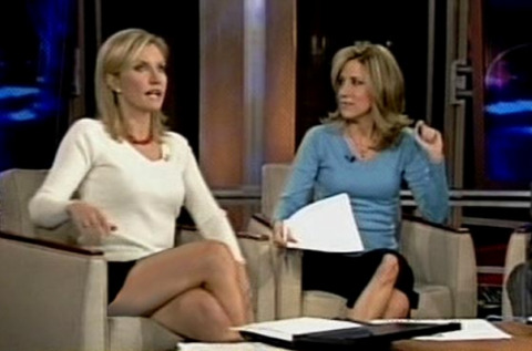 Fox News Women Anchors Page Hopkins