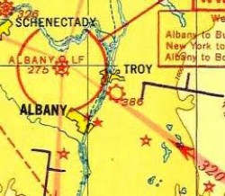 Troy ny map picture