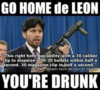 Kevin De Leon Gun Dummy