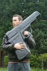 large-pistol