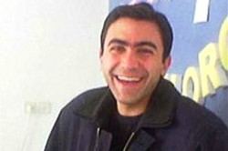 Dr. Ramin Pourandarjani, the latest victim of Iranian terror and American media indifference, if not compliance.