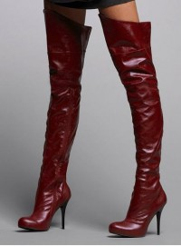 J. Crew booted: Michelle Obama orders custom, thigh-high leather ...