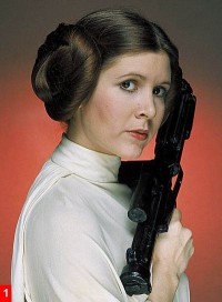 carrie fisher-princess leia