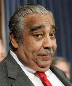Charlie Rangel, widely recognized as the lowest of all the lowlifes in Washington, DC