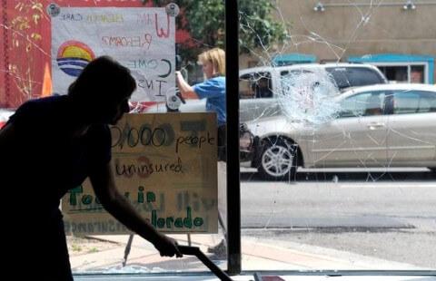 denver-democrat-vandalism