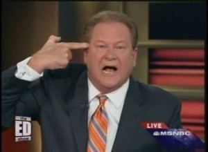 ed schultz breaks down crying