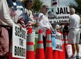florida illegal alien protest
