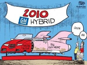 gm hybrid sales plummet