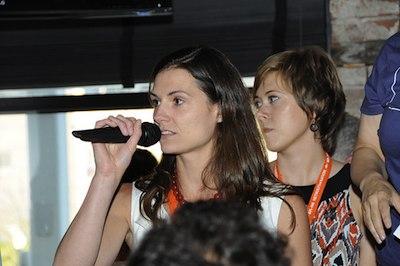 krystal ball microphone