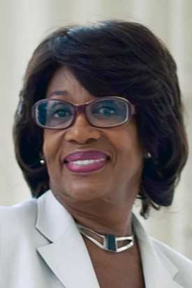 Another sign of the Apocolypse: Maxine Waters named one of Washington, DC's most beautiful people