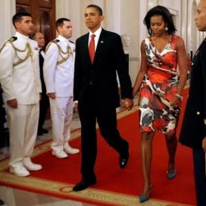 Is this an appropriate dress to wear to a posthumous Medal of Honor ceremony?