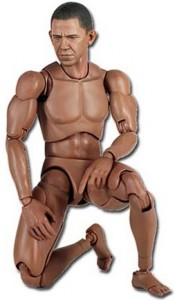 Action figure dolls with penis