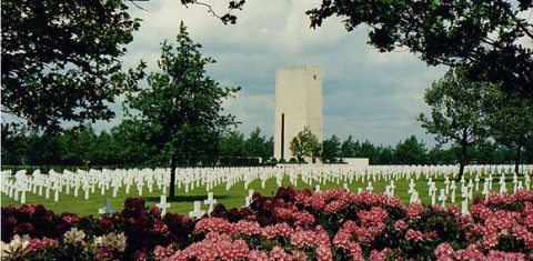 Netherlands cemetery