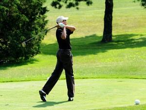 obama golf top priority
