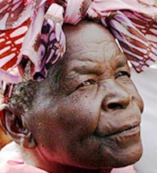 Seventh Day Adventist terrorists are causing trouble for President Obama's grandmother in Kenya.