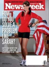 palin-newsweek cover sarah palin