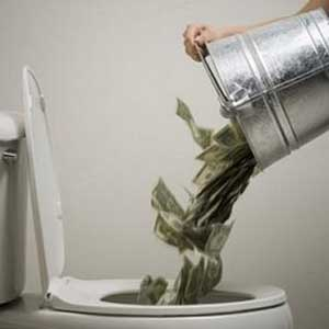 plug-the-hole-money-down-toilet