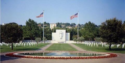 Rhone cemetery
