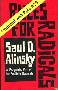 rules for radicals 13