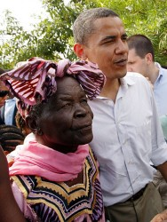 """Soon Obama will be wearing a T-shirt that says, """"My grandma went to Mecca and all I got was this lousy T-shirt."""""""