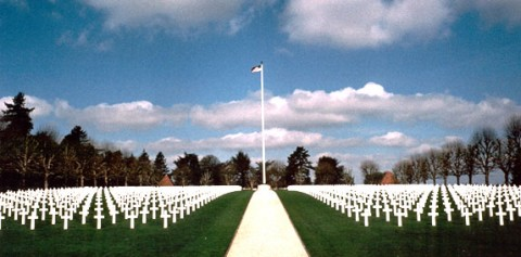 Somme cemetery