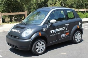 think city electric car