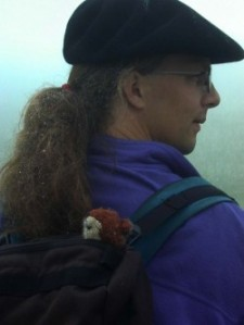 Rule of Life #1: Never trust a pony-tailed scientist who carries a teddy bear in his backpack