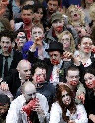 Thanks to stimulus money, Democrats are hoping to sweep the zombie vote